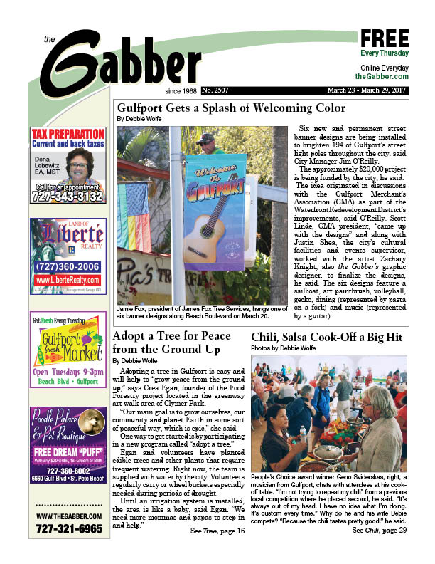 Download this week's Gabber
