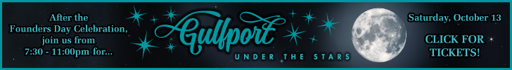 Gulfport Under the Stars: October 13