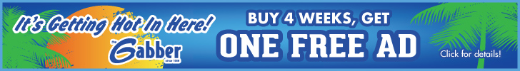 Buy Four Get One FREE Ad Special!
