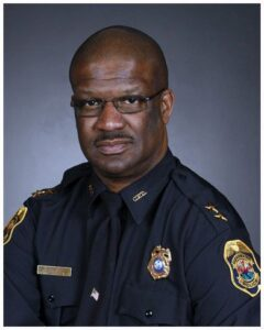 St. Petersburg Police Chief Tony Holloway