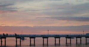 Gulfport Pier Sunset 2