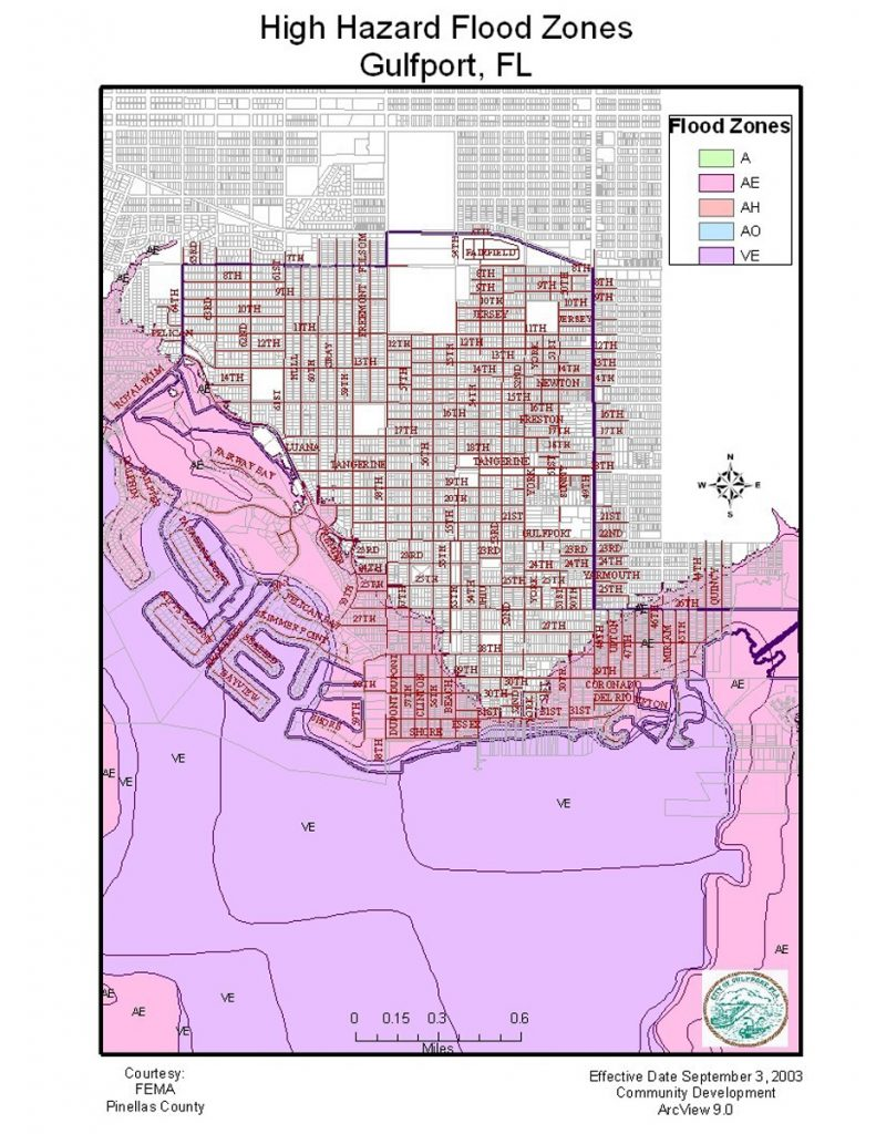 City Maintains Its Class Six Flood Rating The Gabber - Florida flood plain map
