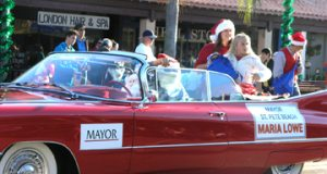 St. Pete Beach holiday parade