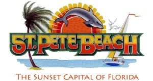 St Pete Beach Logo