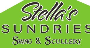 Stellas Swag logo. Photo Courtesy of Barbara Banno
